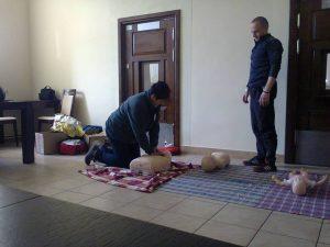 Kurs pierwszej pomocy3