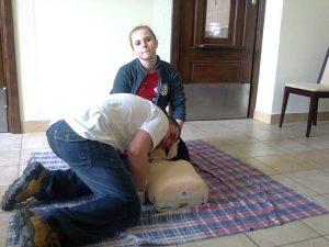Kurs pierwszej pomocy7