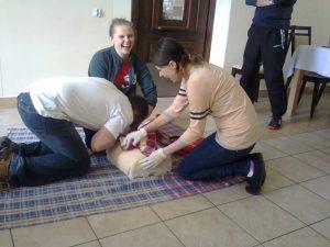 Kurs pierwszej pomocy8