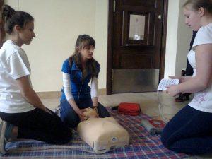 Kurs pierwszej pomocy91