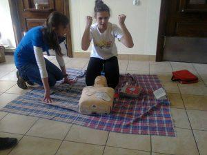 Kurs pierwszej pomocy93