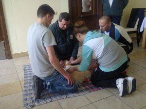 Kurs pierwszej pomocy94