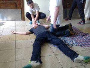 Kurs pierwszej pomocy95