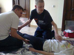 Kurs pierwszej pomocy97